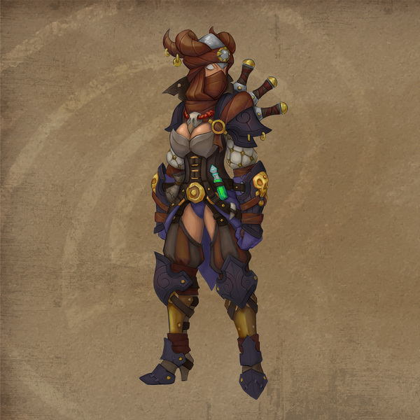 Torchlight  Character Builds Outlander